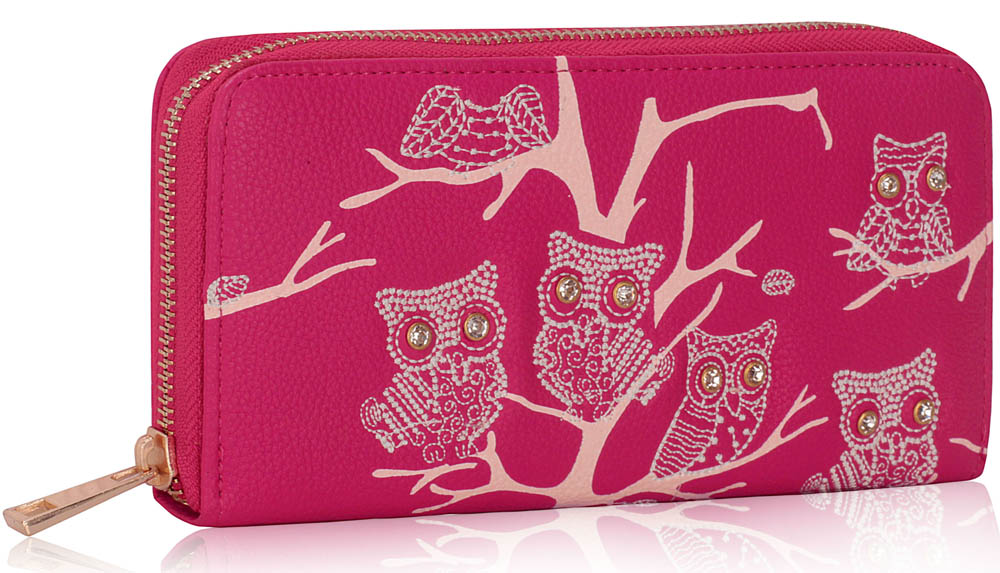 Peněženka LSP1046 růžová