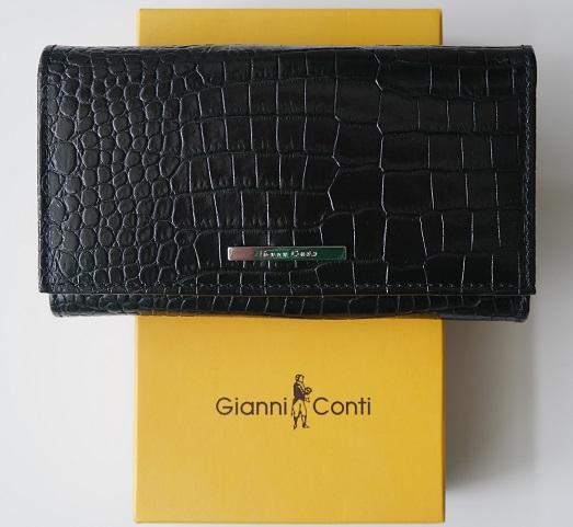 Peněženka Gianni Conti černá