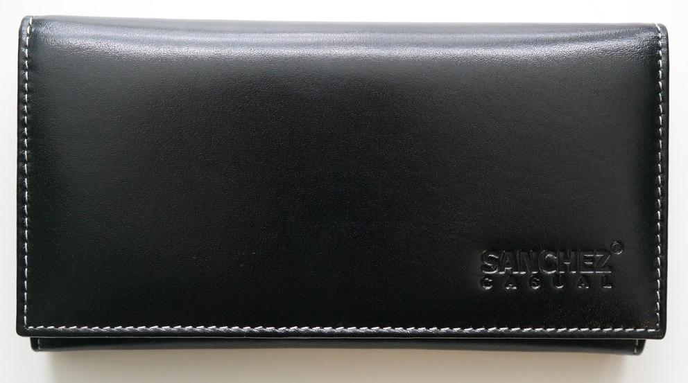 Peněženka SANCHEZ černá