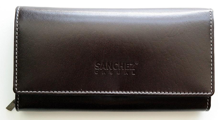 Peněženka SANCHEZ červená
