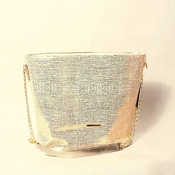 Kabelka Grosso S478 zlatá
