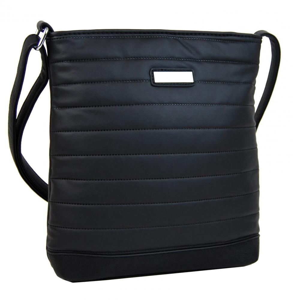 Crossbody kabelka YH1601 černá