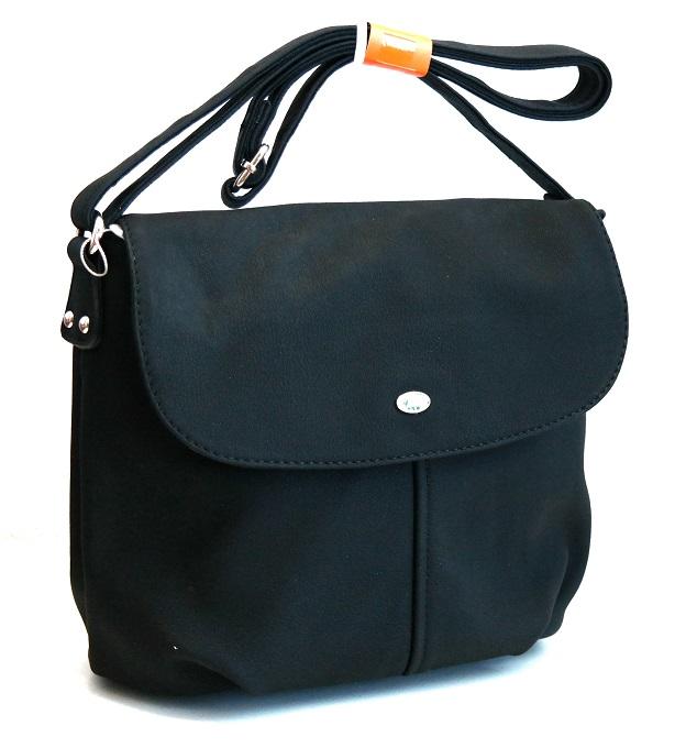Crossbody kabelka David Jones 5216-2 černá