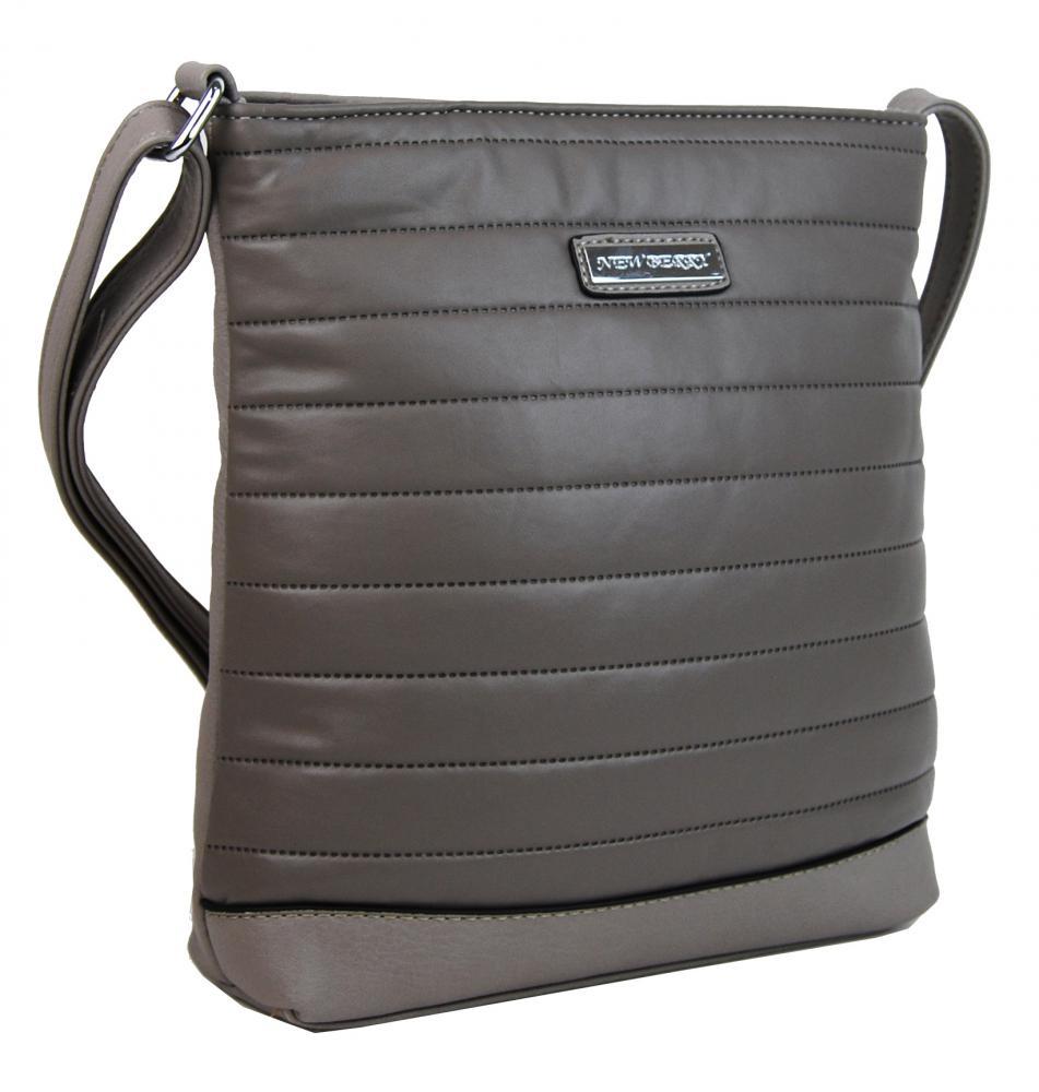 Crossbody kabelka YH1601 šedá
