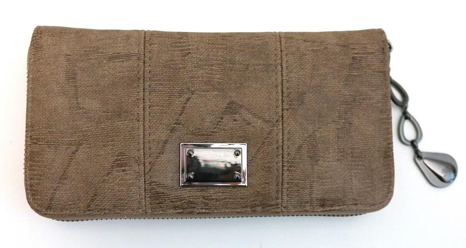Hnědobéžová dámská peněženka ROMINA&CO A32