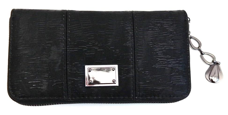 Černá dámská peněženka ROMINA&CO A32