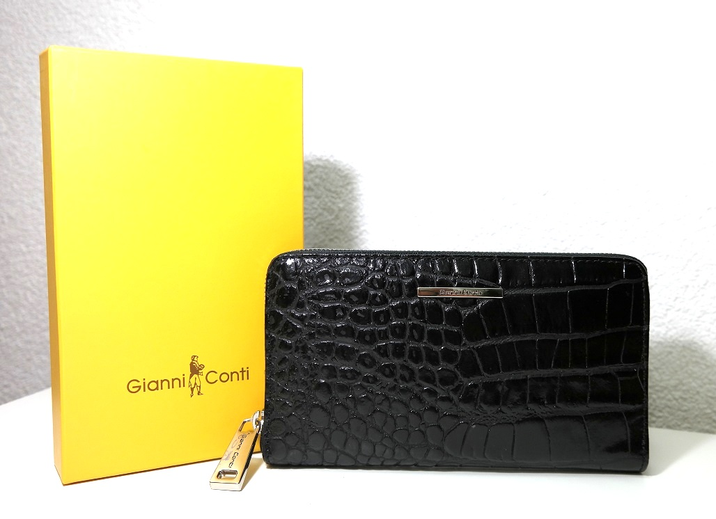 Peněženka Gianni Conti no. 1898106 černá