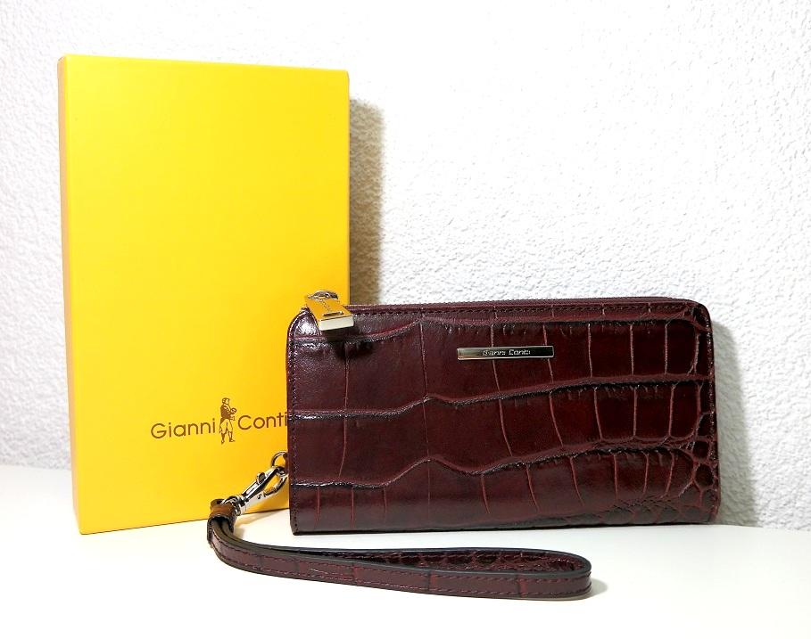 Peněženka Gianni Conti no. 1898290 burgundy