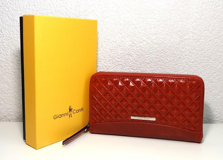 Peněženka Gianni Conti no. 2798106 červená