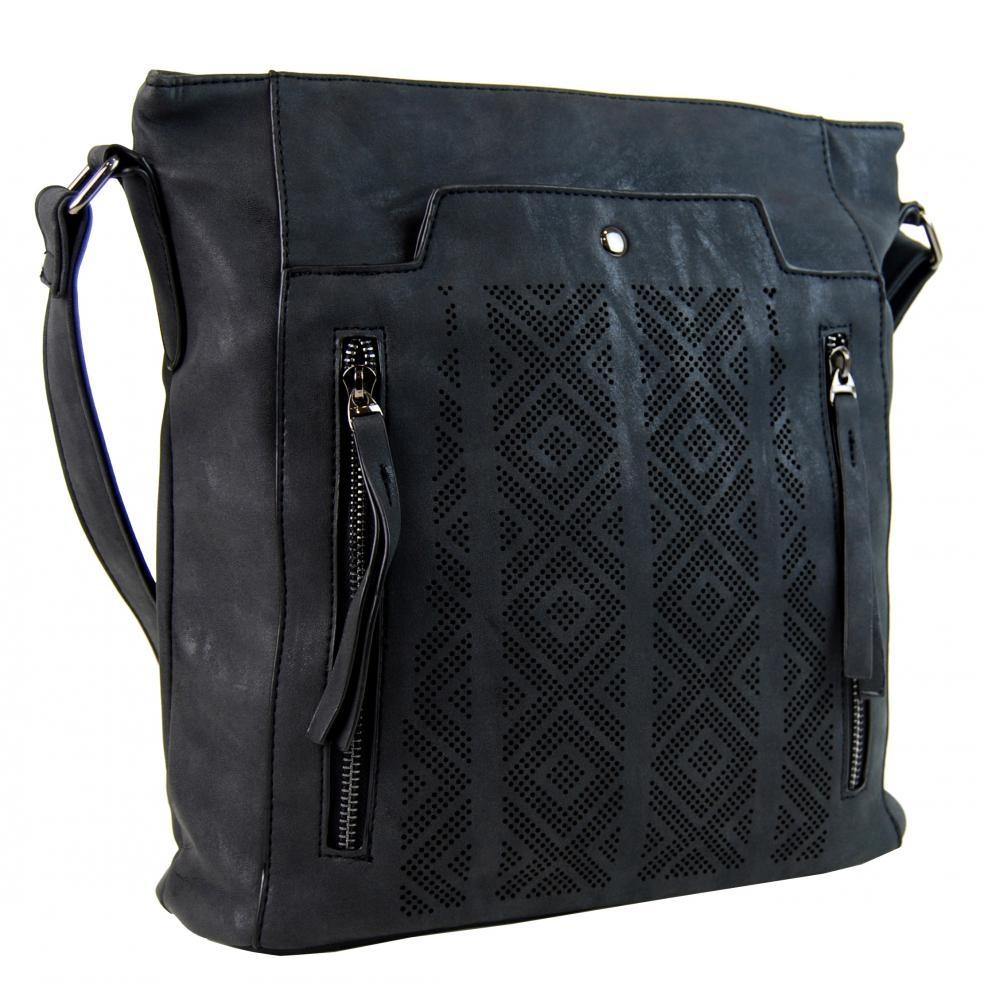 Crossbody kabelka 16028 černá