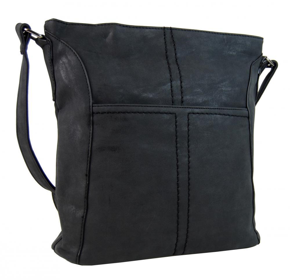 Crossbody kabelka 16024 černá