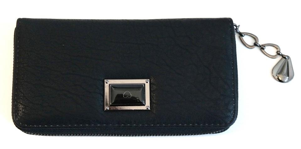 Černá dámská peněženka ROMINA&CO A27