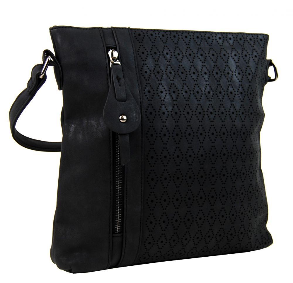 Crossbody kabelka 16023 černá