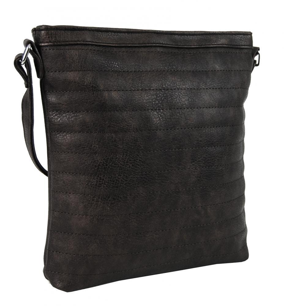 Crossbody kabelka R649 černá