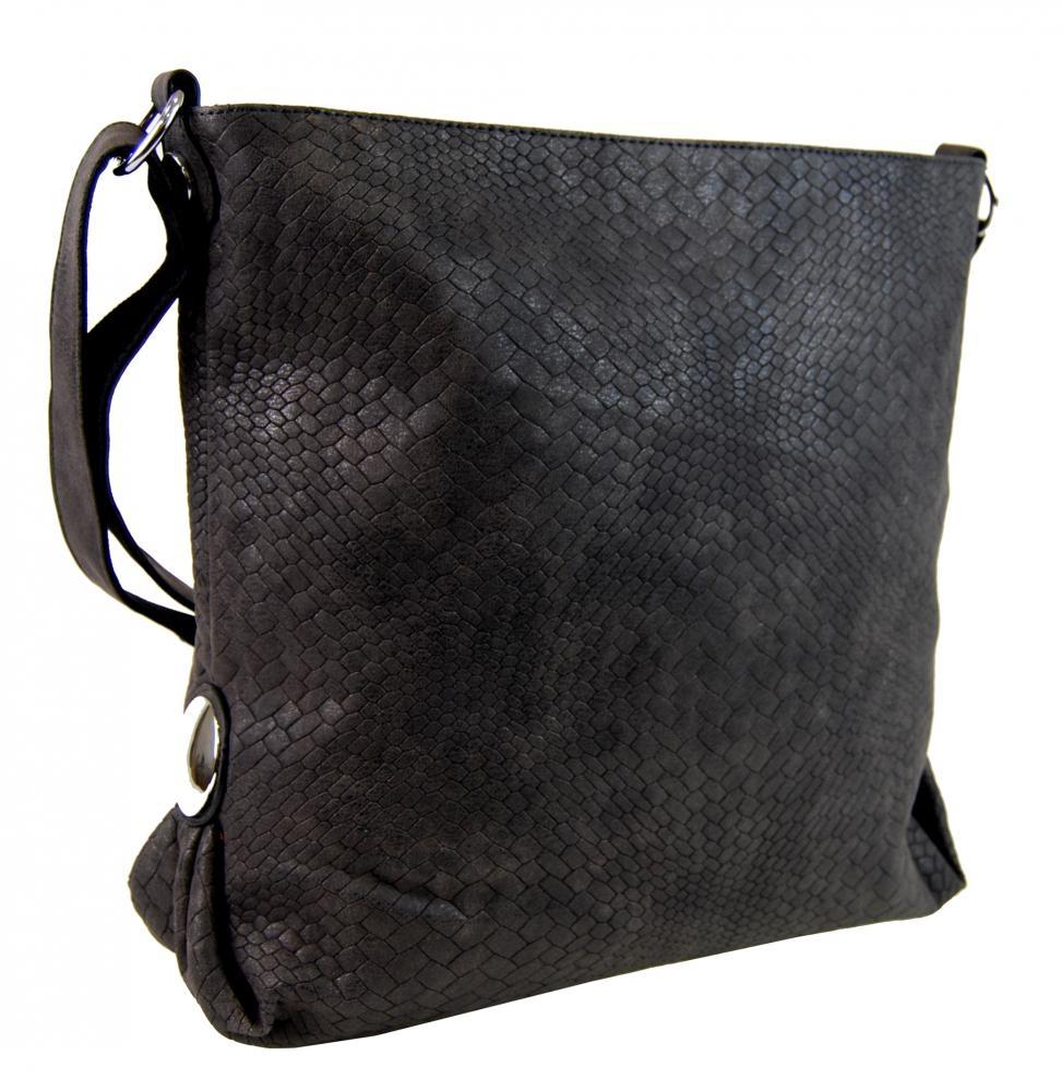 Crossbody kabelka 1572-BB černá
