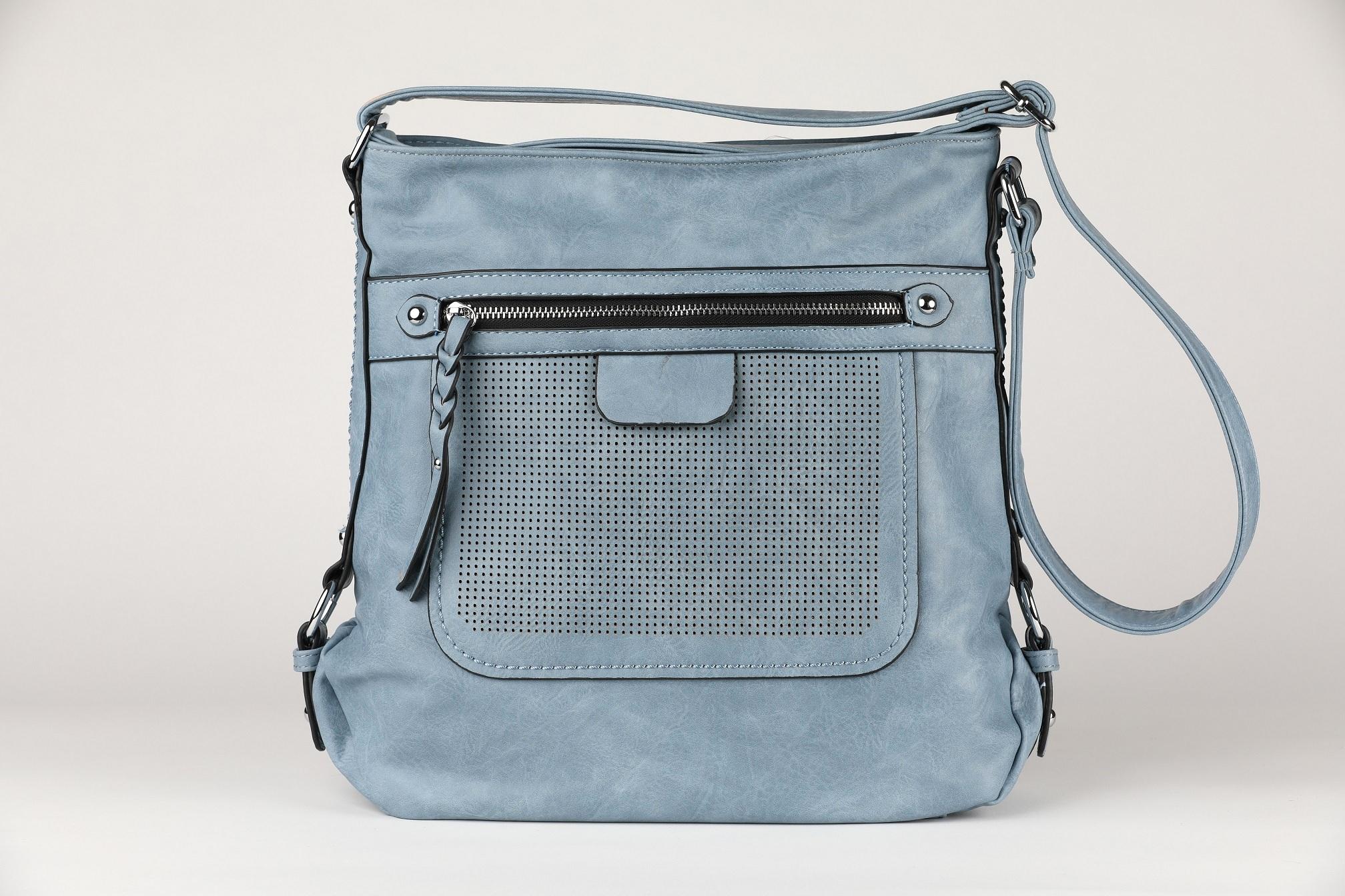Crossbody kabelky ROMINA & CO H7225 modrá