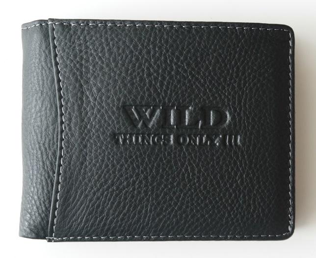 Peněženka Wild černá