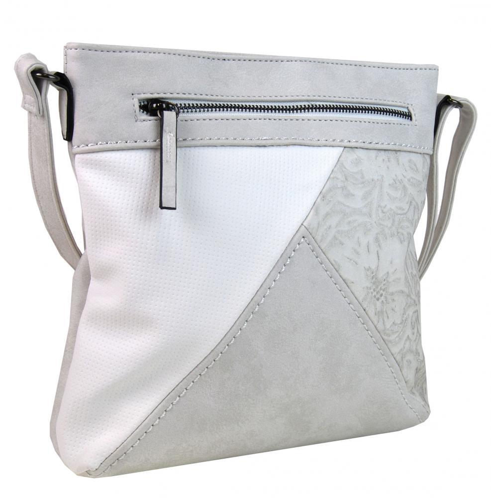 Crossbody kabelka H16202 bílá