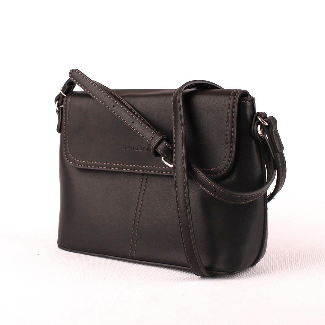 Crossbody kabelka David Jones 3932-2 černá