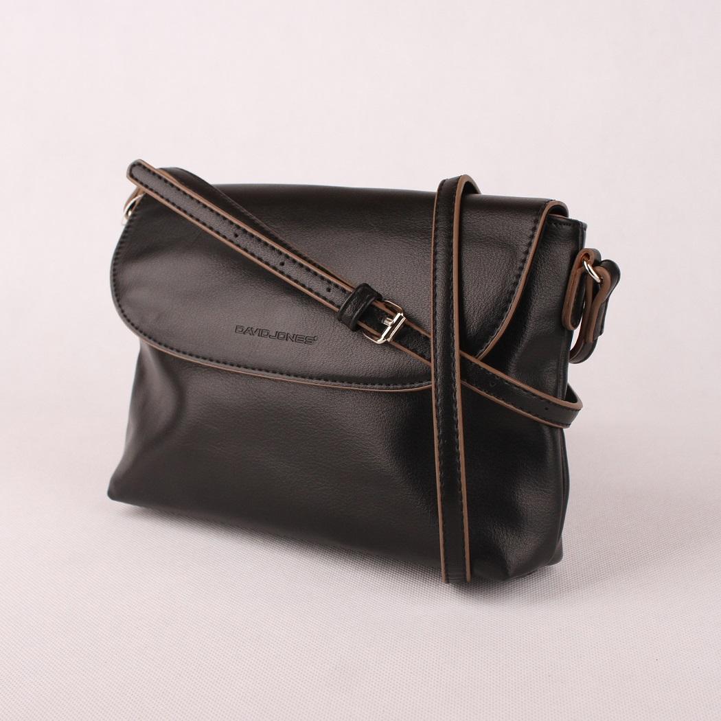 Crossbody kabelka David Jones 5046-2 černá