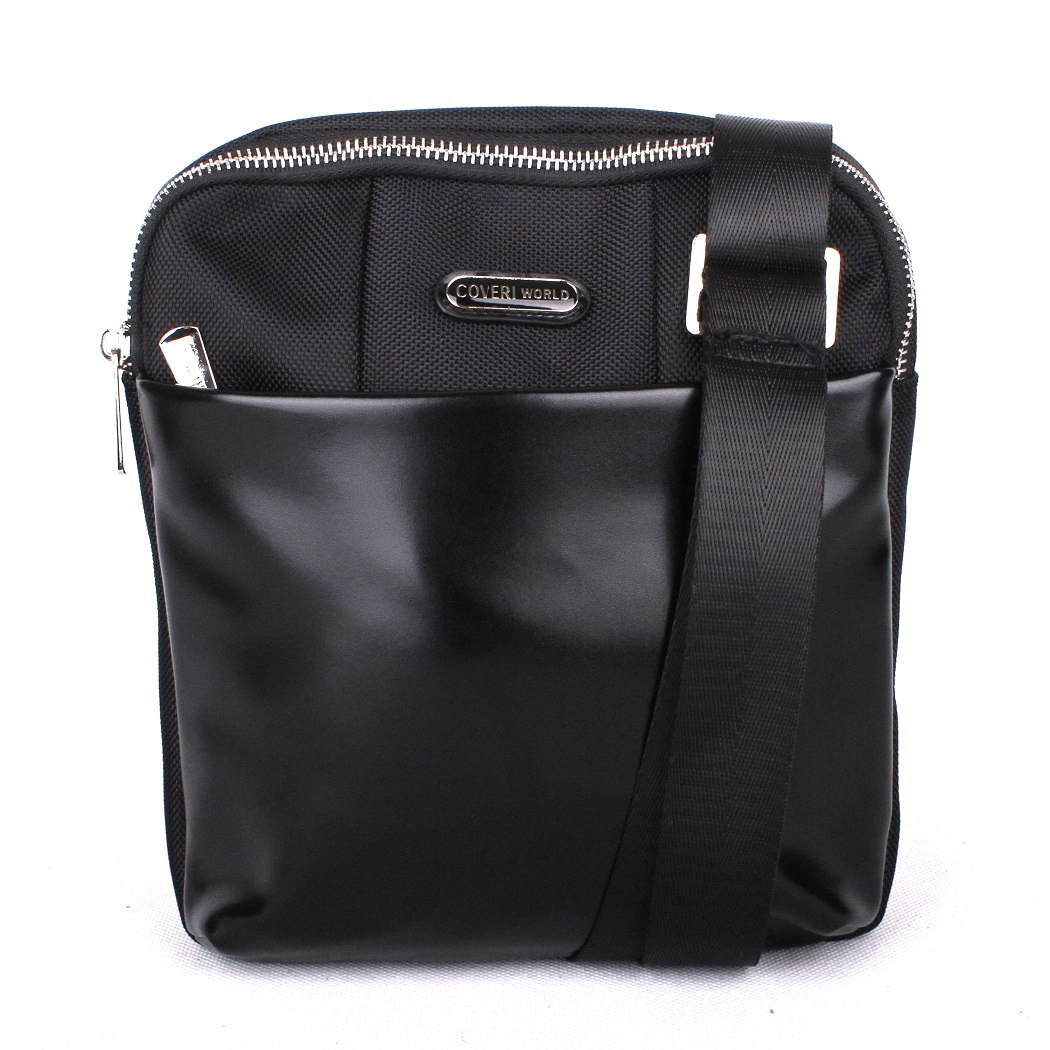 Černá crossbody taška Coveri World CW6014