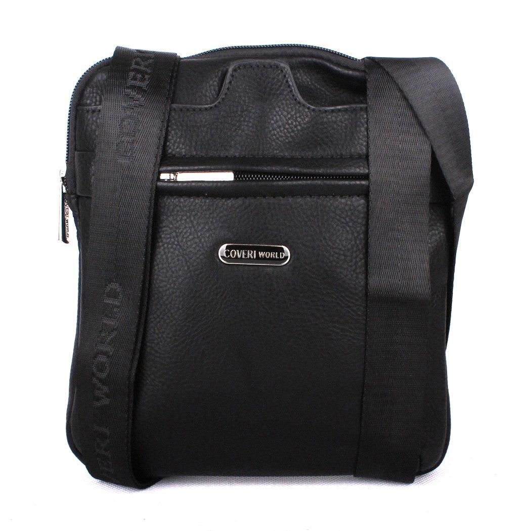 Černá crossbody taška Coveri World CW6009