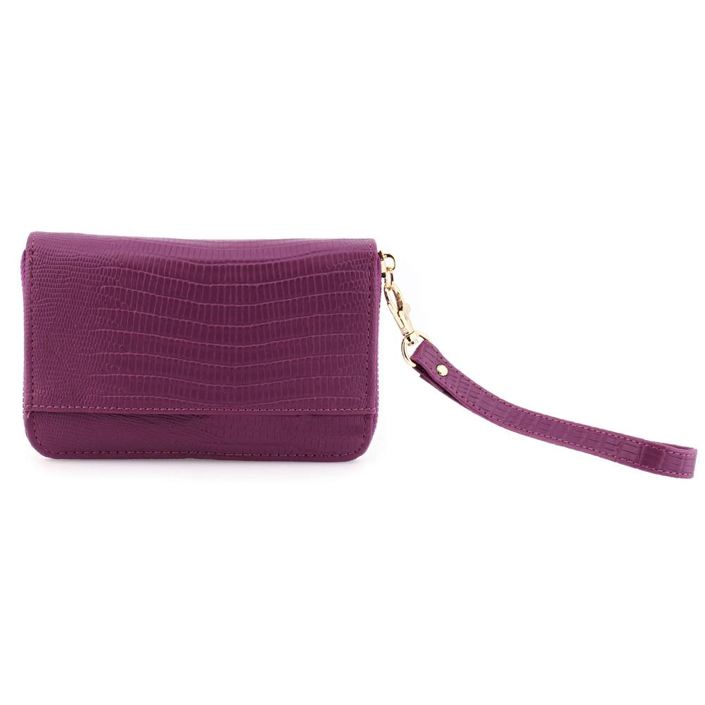 Fialová peněženka AGP1088