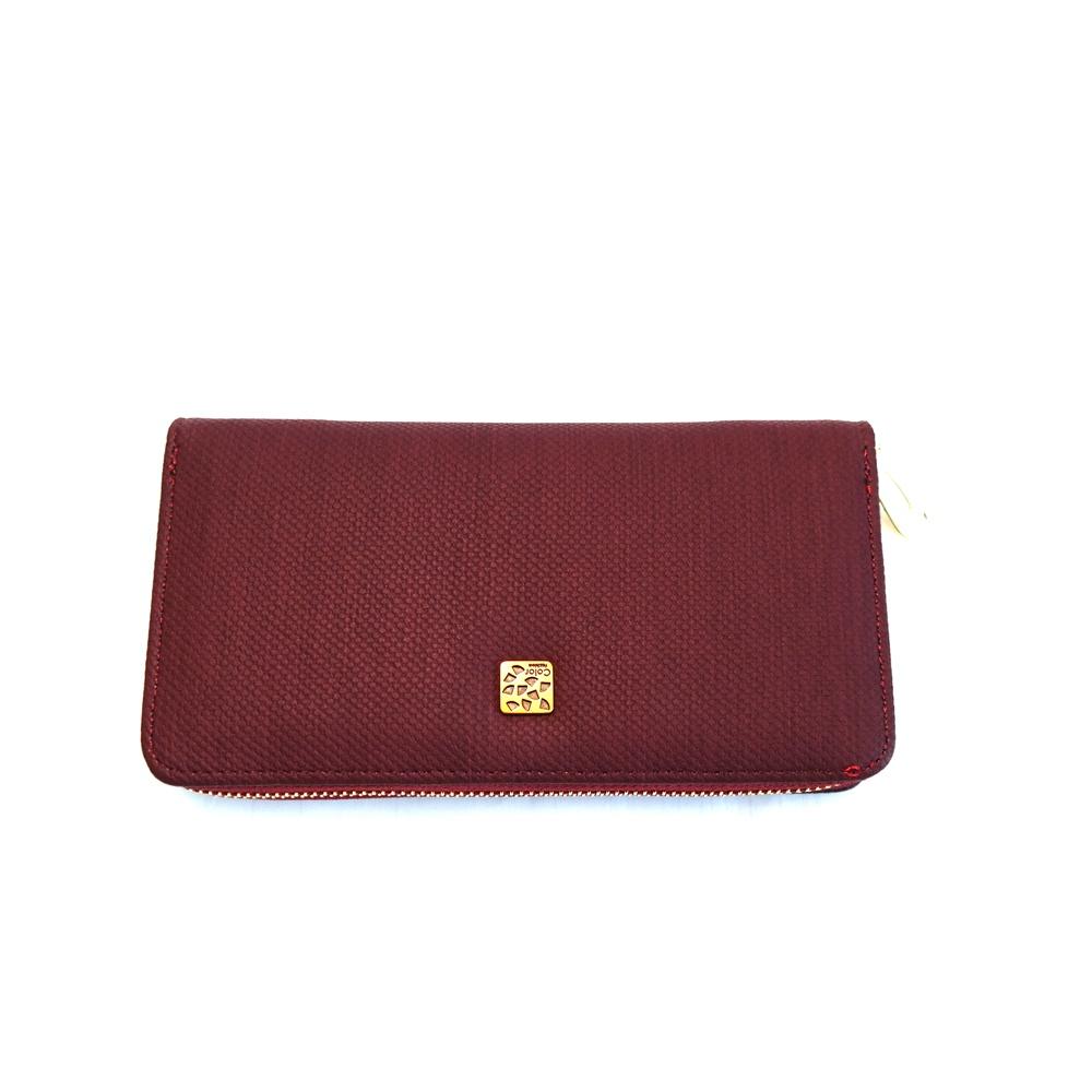 Fialová celozipová peněženka Cavaldi SF1707