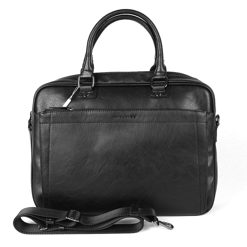 """Černá pánská taška či crossbody David Jones na notebook 11,6"""" až 14"""""""