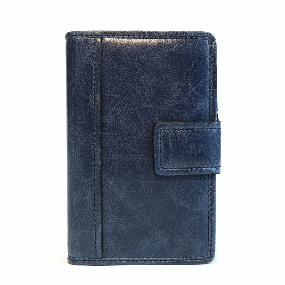 Luxusní peněženka Gianni Conti no. 1768046 modrá (džínová)