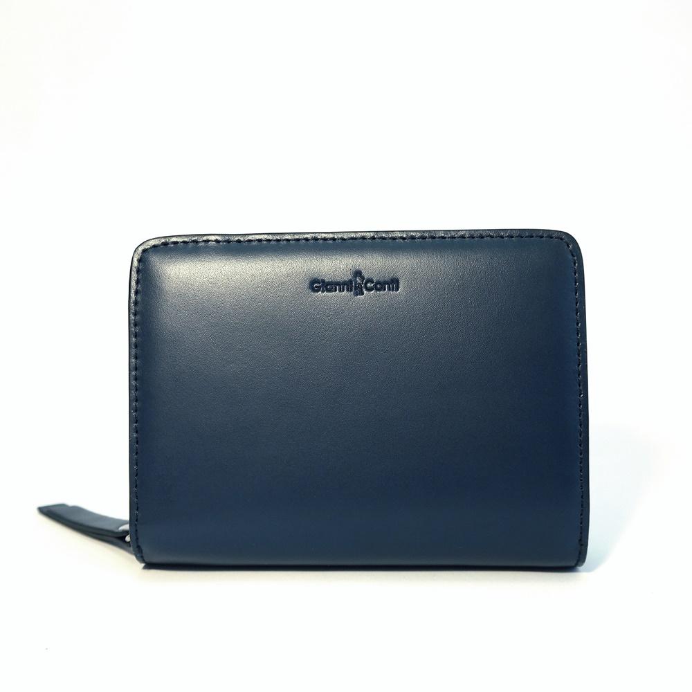 Luxusní modrá peněženka Gianni Conti no. 334586