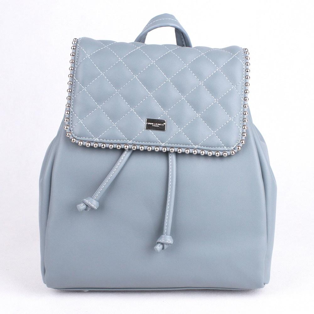 d5e14a8ea Městský malý modrý batoh David Jones 5932-3 s obsahem cca. 5l