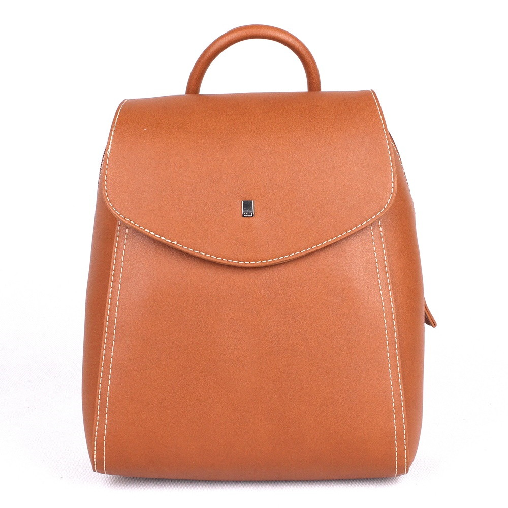 7a2a227c49 Městský malý hnědý batoh David Jones CM5184 s obsahem cca. 5l