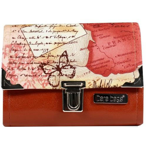 fc19a77a7ab Dámská peněženka Dara bags - Third Line Purse no. 622