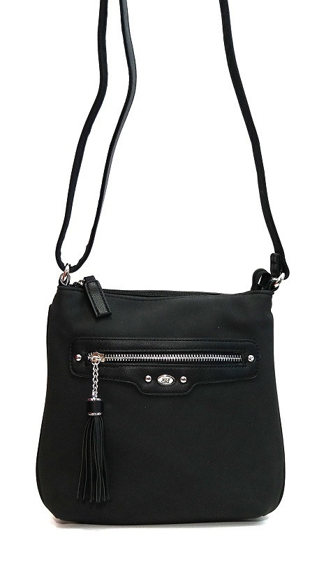 Crossbody David Jones 5276-1 černá