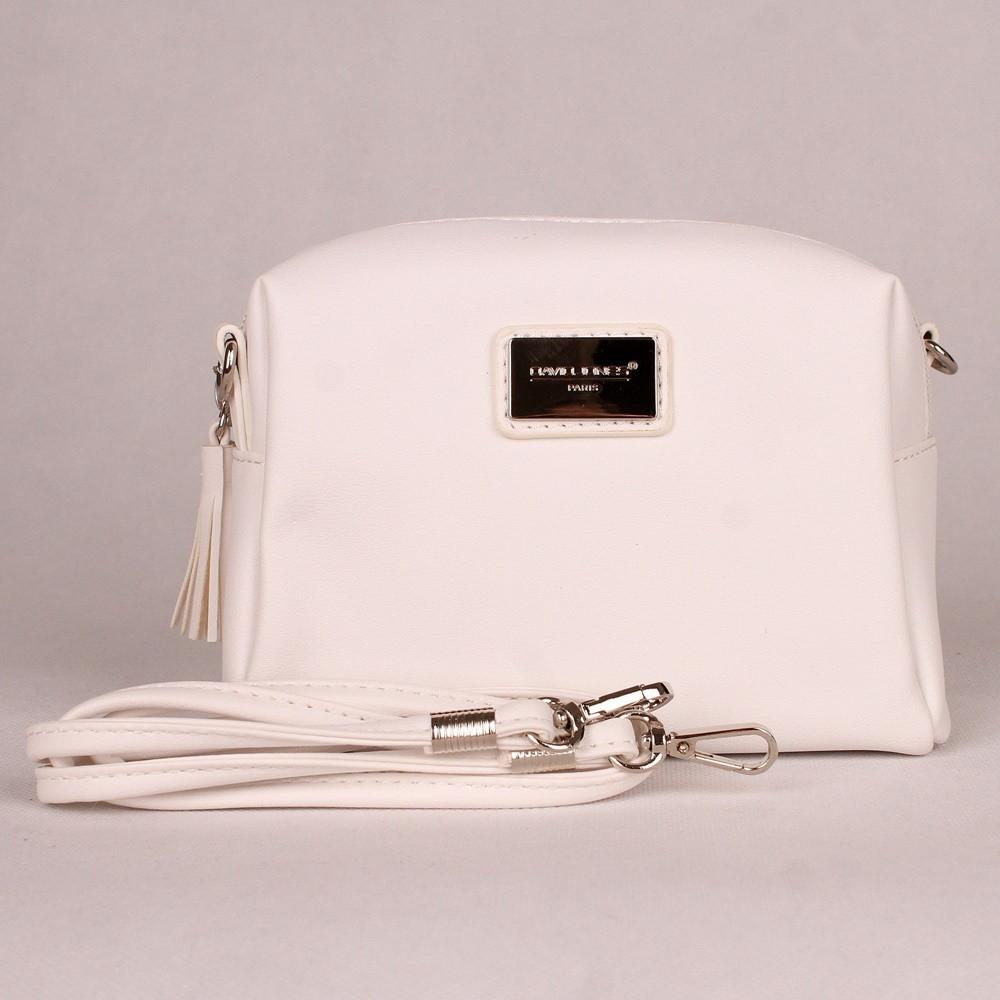 Malá bílá crossbody kabelka David Jones CM3818  cca68644dcd