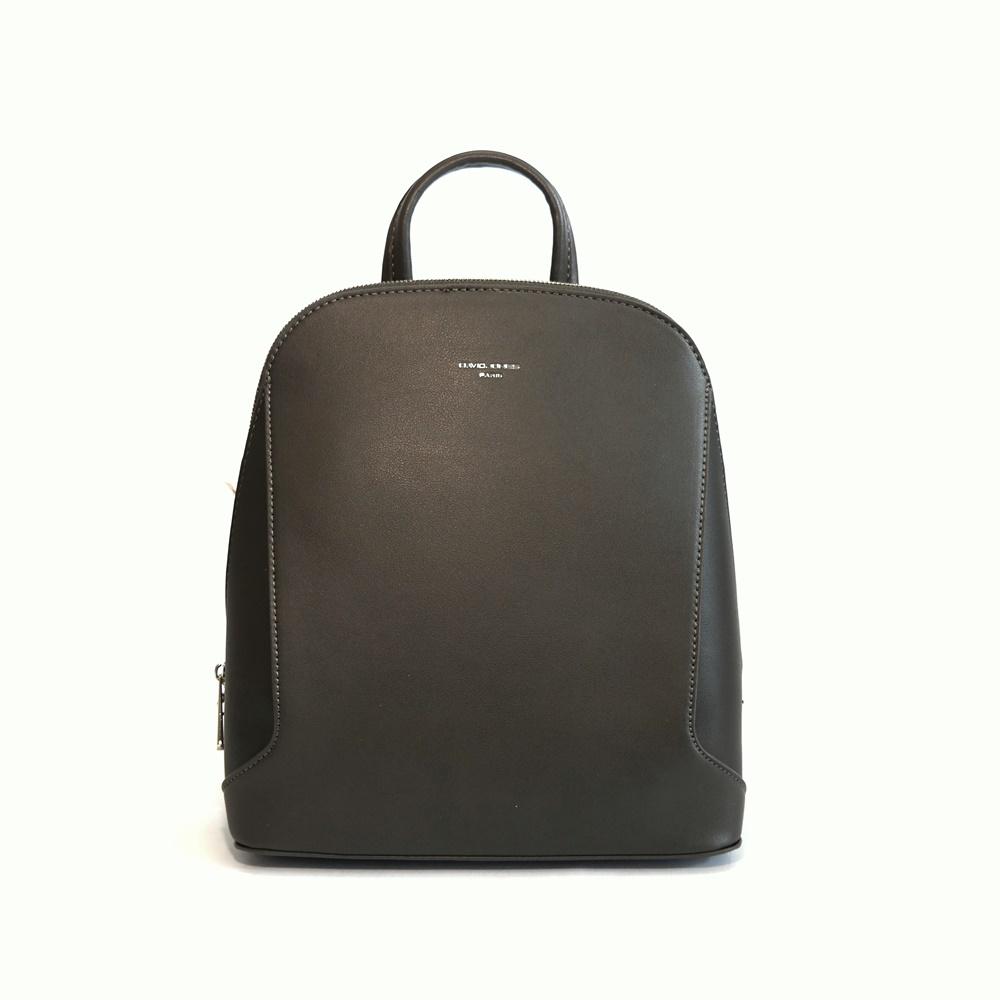 4eea3493b Malý městský šedý batoh David Jones 5830-3 s obsahem 5l