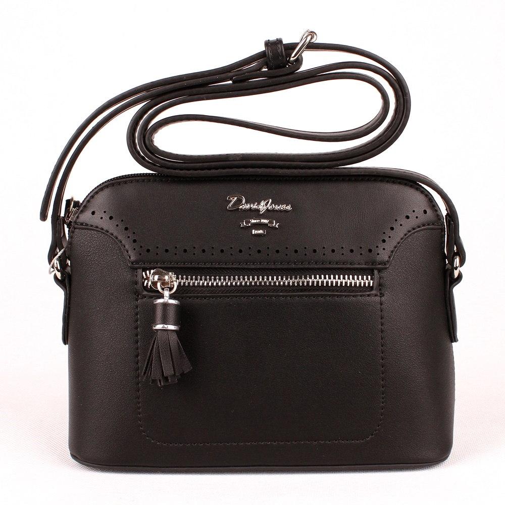 Malá černá crossbody kabelka David Jones 5950-1 empty b21e080d7ca