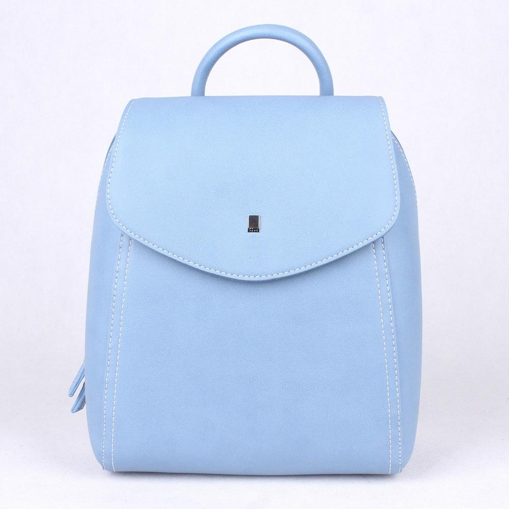 7917f9339d Městský malý modrý batoh David Jones CM5184 s obsahem cca.