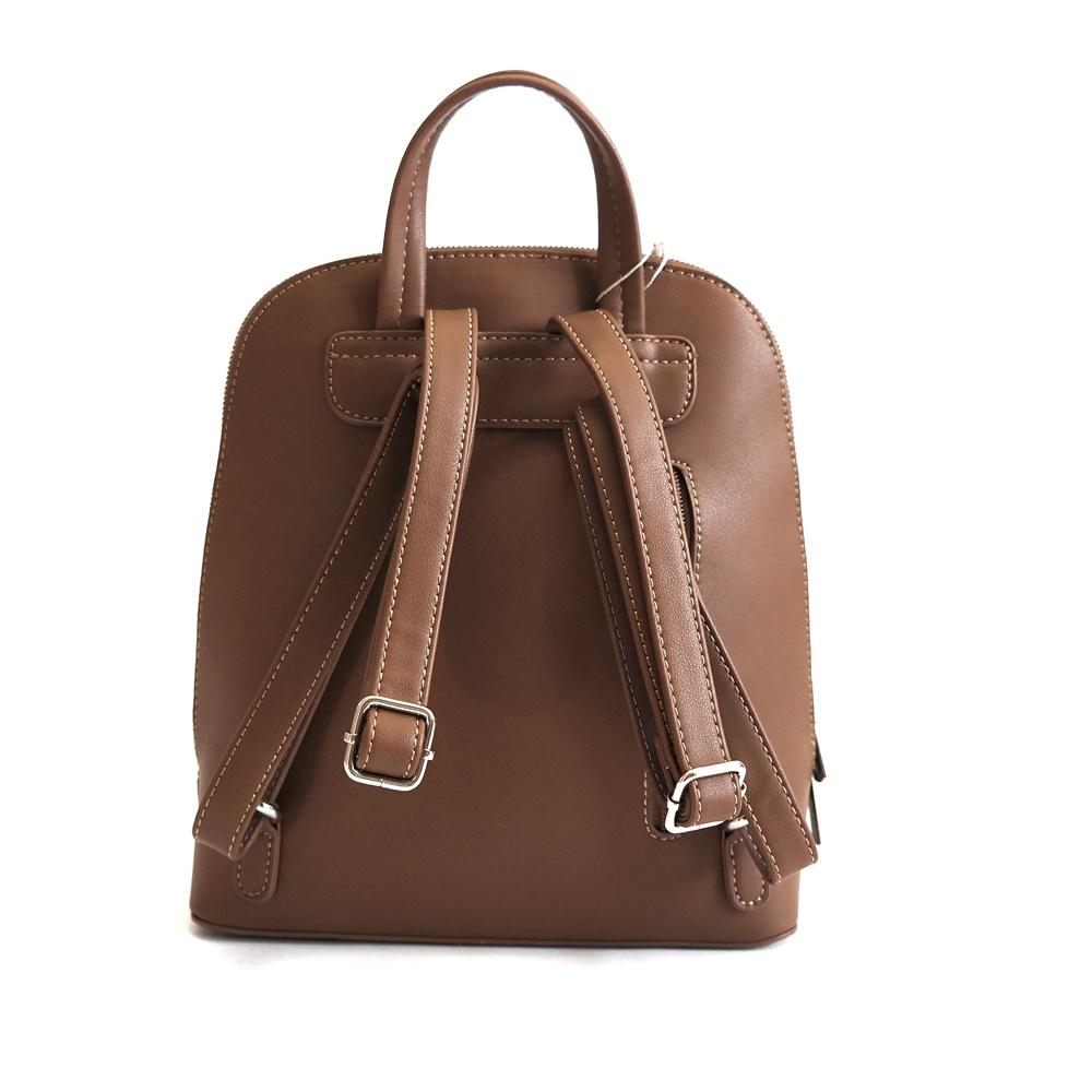 96c7306eff Malý městský hnědý batoh David Jones CM3615 s obsahem 5l