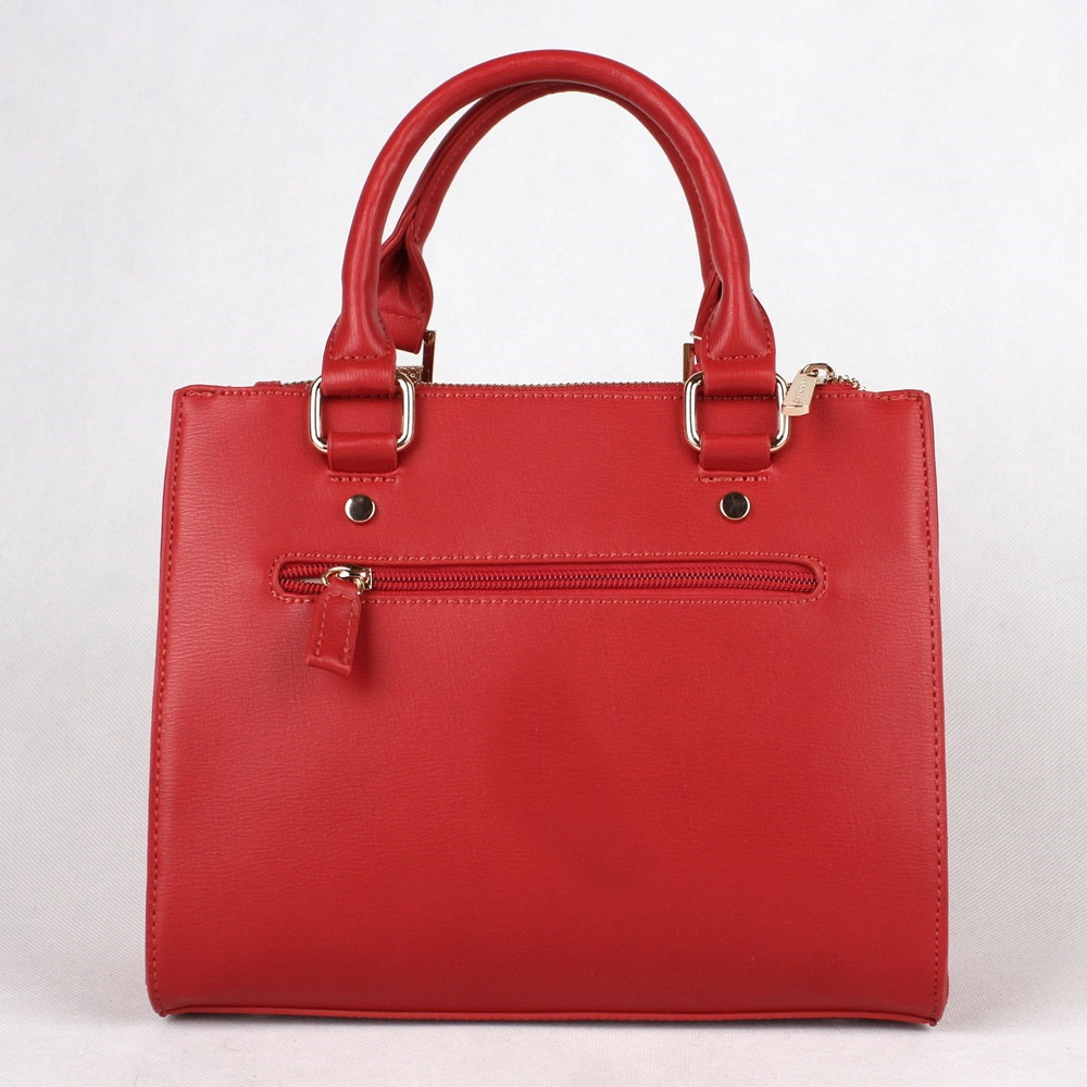 Červená kabelka do ruky David Jones CM3797  30469b2d79b