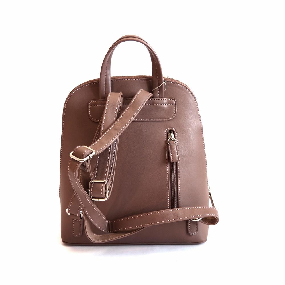 eeca89155 Malý městský tmavěrůžový batoh David Jones 5830-3 s obsahem 5l